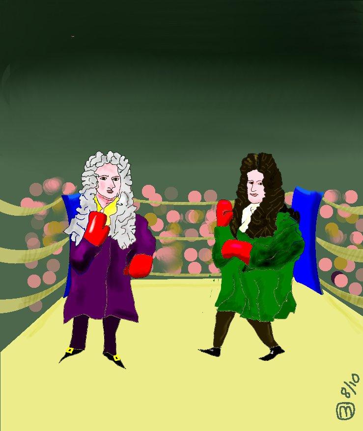 Newton Leibniz