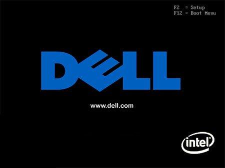 Dell startup