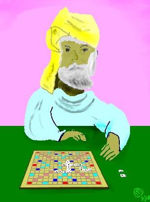 Mahommed ben Musa al-Khwarizmi
