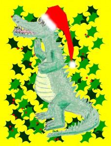 Christmas Croc