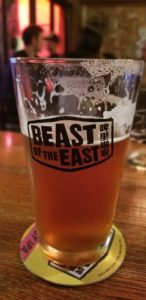 It is actually a Tuatara Hop Finity in disguise but the last 3 were Beast of the Easts, it was a joint effort.